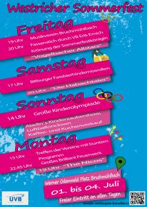 Sommerfest_Plakat